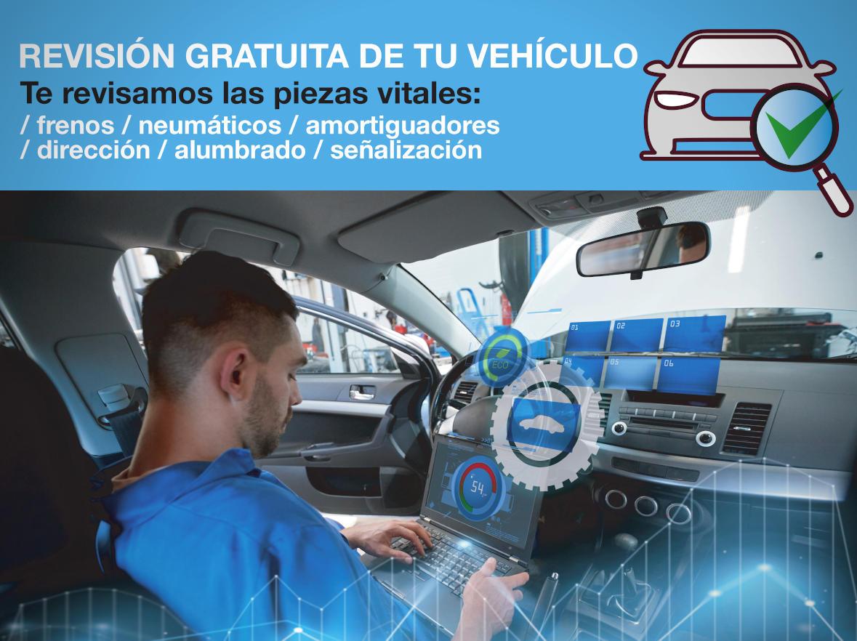 Revisión gratuita de tu coche en los Talleres Autofrutos de Murcia