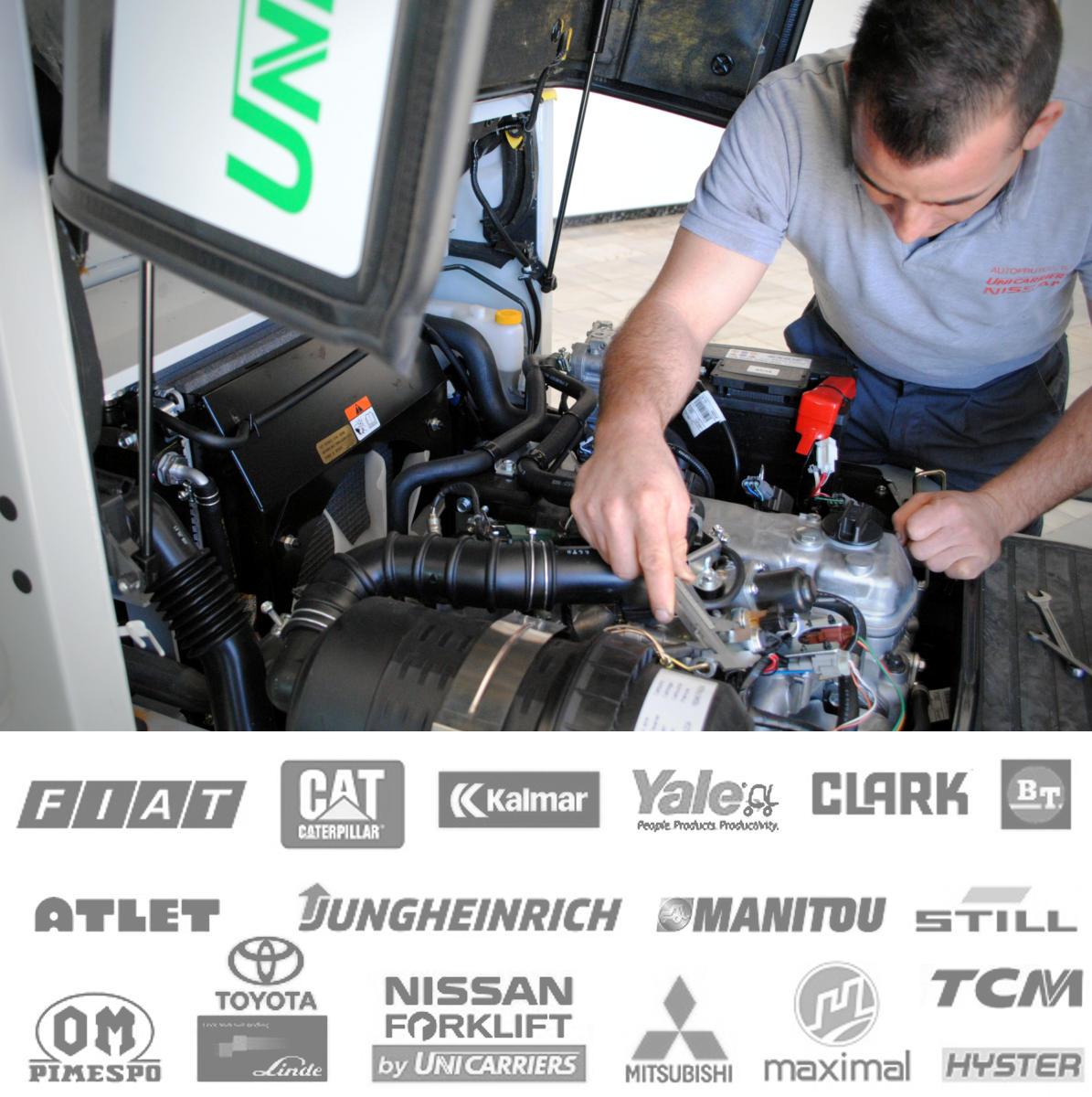 Autofrutos - Taller, servicio de reparación in situ, revisiones de maquinaria