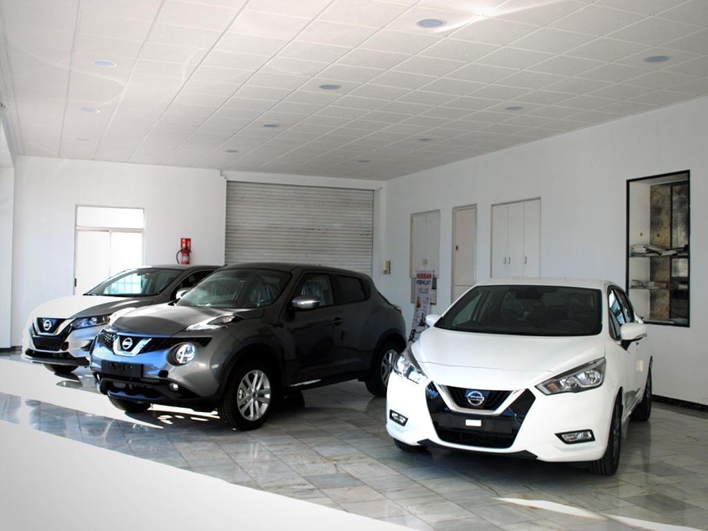 Autofrutos - Concesionario y Venta de vehículos y coches Nissan